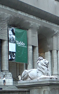 New York Library.